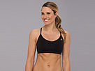 adidas - Adipure Seamless Bra (Black) - Apparel