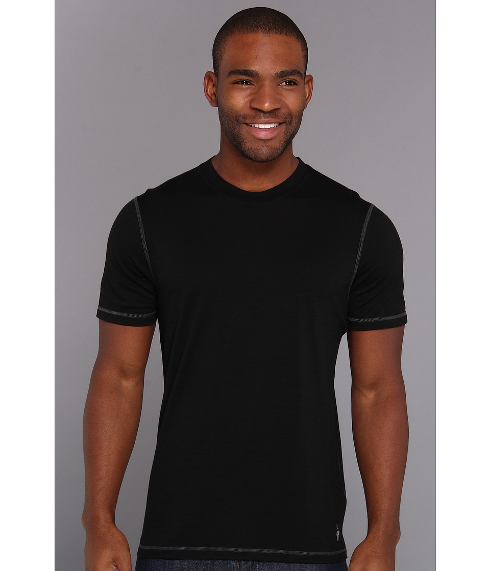 Smartwool - NTS Micro 150 Tee (Black) Men