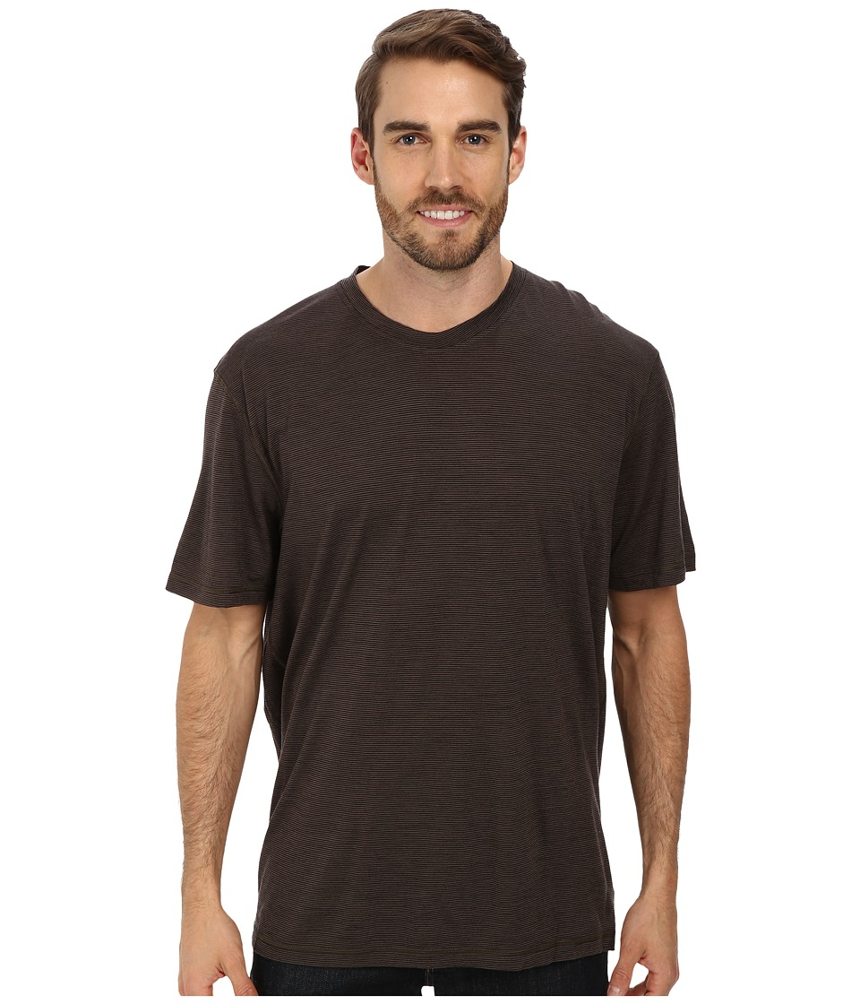 Smartwool NTS Micro 150 Pattern Tee (Taupe) Men