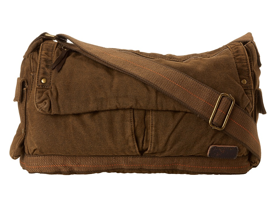 Bed Stu Bed Stu - Hawkeye Messenger Bag