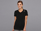 adidas - TECHFIT Short-Sleeve Tee (Black) - Apparel