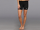 adidas - TECHFIT 5 Boy Short (Black) - Apparel