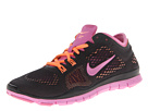 Nike - Free 5.0 TR Fit 4 (Black/Atomic Orange/Red Violet)
