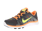 Nike - Flex Supreme TR II (Anthracite/Medium Base Grey/Atomic Orange/Volt)