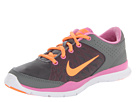 Nike - Flex Trainer 3 (Medium Base Grey/Red Violet/Pink Glow/Atomic Orange)