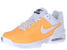 Nike - Air Max Cage (Atomic Orange/White/Pure Platinum)