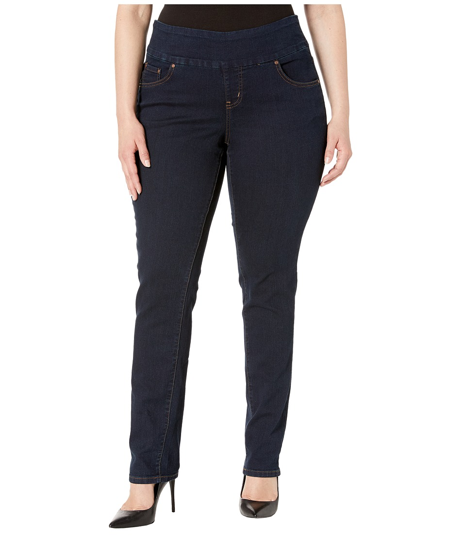 Jag Jeans Plus Size - Plus Size Nora Pull-On Skinny in After Midnight (After Midnight) Womens Jeans