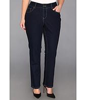 Jag Jeans Plus Size - Plus Size Alta Straight in Dark Dark