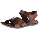 ECCO - Chander Classic Sandal (Cocoa Brown/Coffee Aztec/Sambal) -