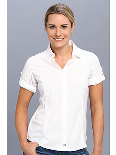 Merrell Claire Button Up White