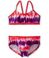 Nike Kids - Motion Blur V-Back Bra And Brief (Big Kids)