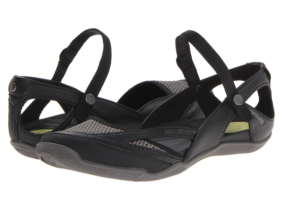 Teva Northwater Black Womens Shoes