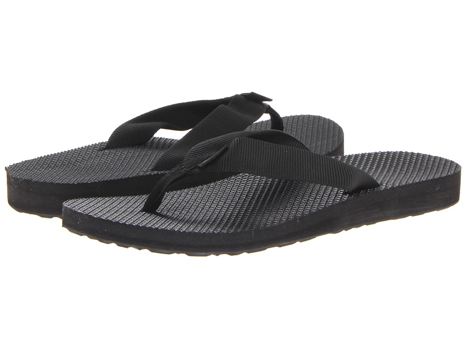 Teva Original Flip Black Womens Sandals
