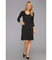 Nine West - Cable Knit A-Line Dress