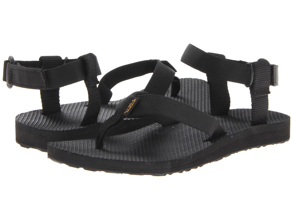 Teva Original Sandal Black Womens Sandals