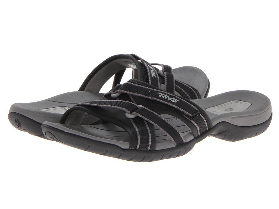 Teva Tirra Slide (Black) Women