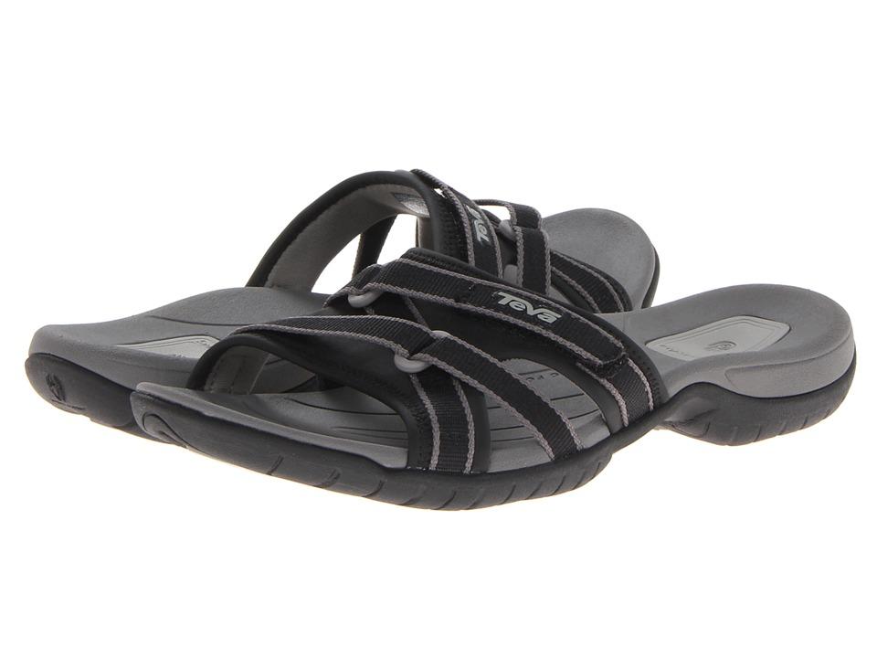 Teva - Tirra Slide (Black) Women