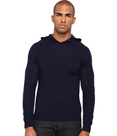 Vince - Light Weight Merino Wool Hoodie Sweater