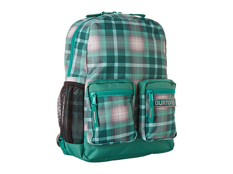 Burton - Youth Gromlet Pack (Tartlet Plaid 1) - Bags and Luggage
