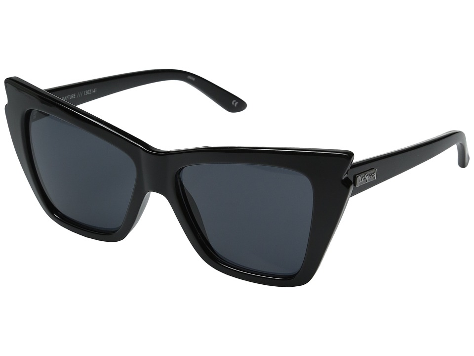 Le Specs - Rapture (Black) Fashion Sunglasses