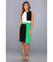 Calvin Klein - Color Block Lux Sheath