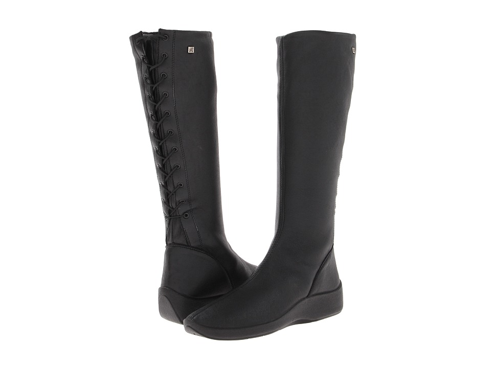 Arcopedico L31D (Black) Women's Zip Boots