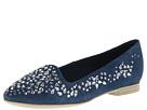 Geox D Ritva (Ocean Blue) Women's Shoes