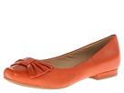 Geox D Zilda (Orange) Women's Shoes