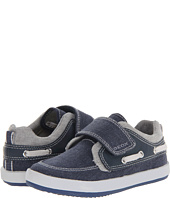 Geox Kids - Jr Kiwi Boy Boat Shoe 35 (Toddler/Little Kid)