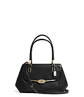 COACH - Madison Small Leather Madeline East/West Satchel