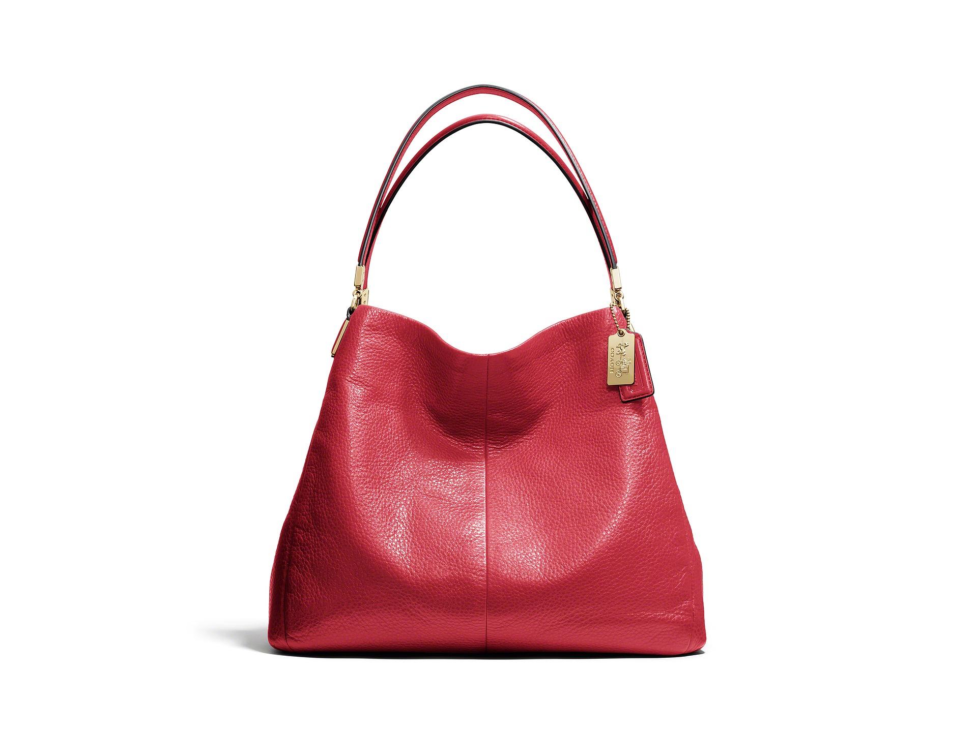 COACH Madison Leather Small Phoebe Shoulder Bag 寇驰 麦迪逊系列 女士单肩包 2013年秋季新款-奢品汇 | 海淘手表 | 腕表资讯