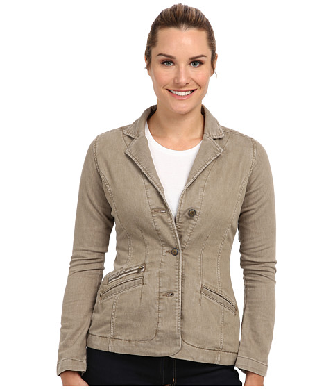 Royal Robbins Cruiser Blazer (Light Khaki) Women's Coat