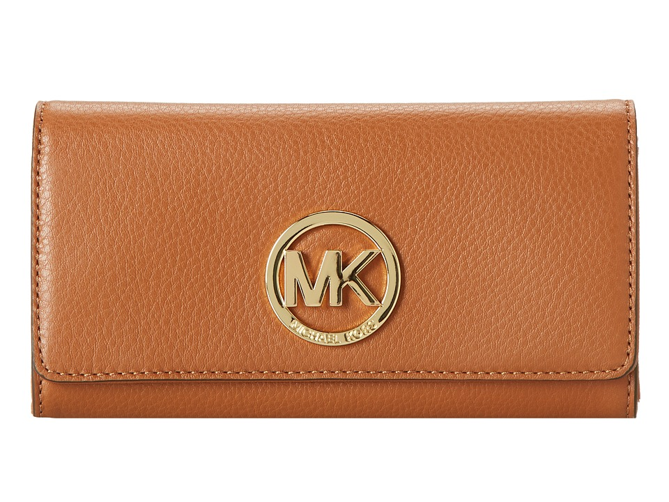 MICHAEL Michael Kors - Fulton Carryall (Luggage) Clutch Handbags