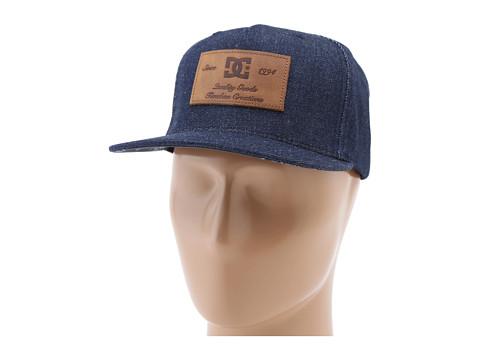 DC - Facer Hat (Ocean) - Hats
