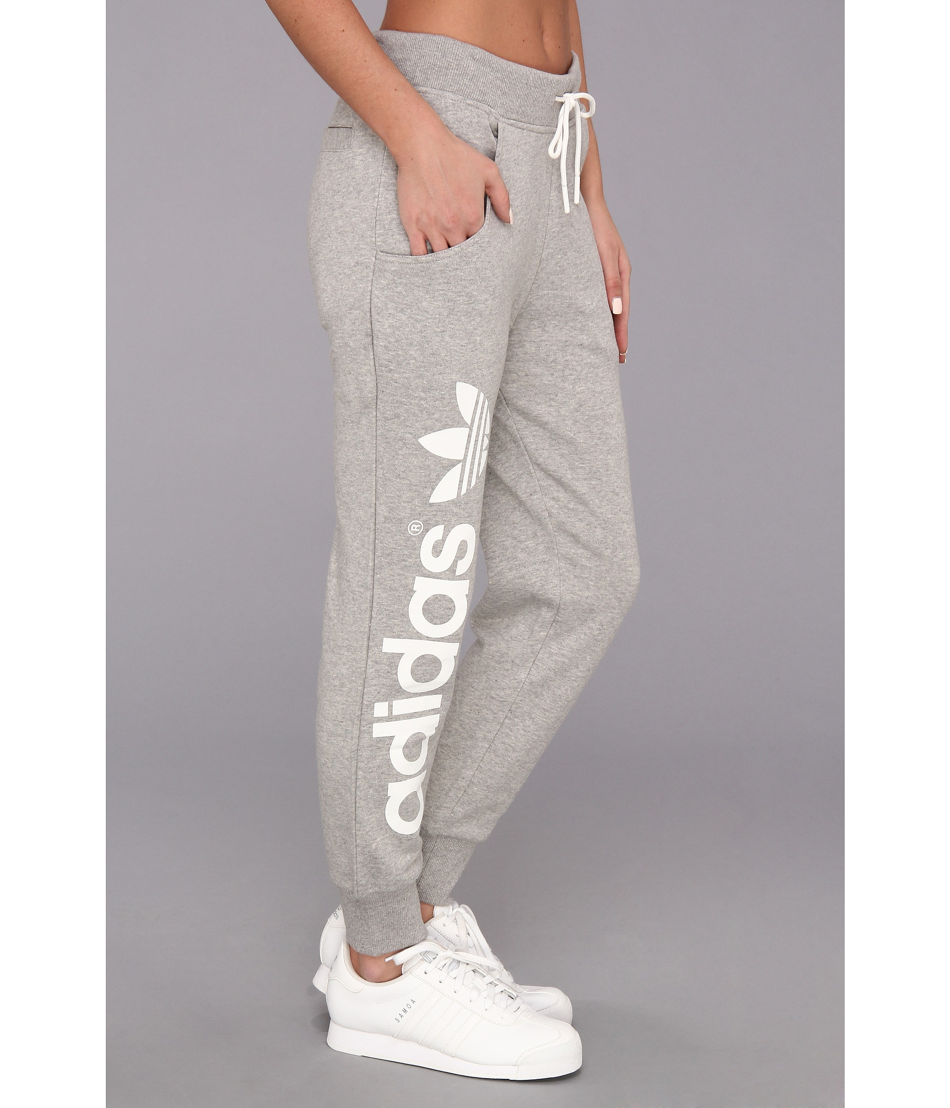 Adidas Originals Originals Baggy Track Pant | Shipped Free at Zappos