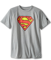 Under Armour Kids - Alter Ego Superman T-Shirt (Big Kids)