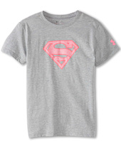 Under Armour Kids - Supergirl T-Shirt (Big Kids)