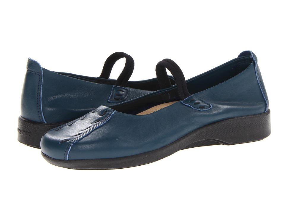 Arcopedico Shawna (Indigo) Maryjane Shoes