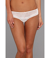Betsey Johnson - Stocking Stripe Wide Side Thong 722601