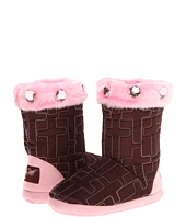 M&F Western - Quilted Cross Bootie Slippers (Toddler/Little Kid/Big Kid)