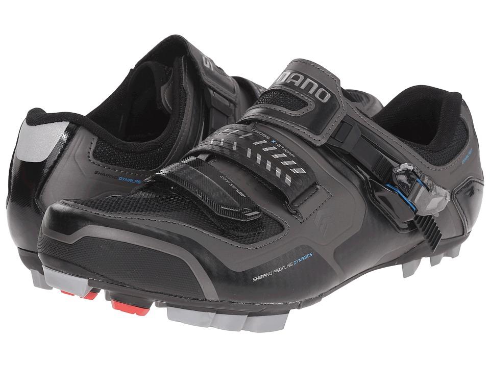 Shimano SH XC61L Black Mens Cycling Shoes