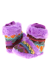 M&F Western - Knit Print Bootie Slippers (Infant/Toddler)