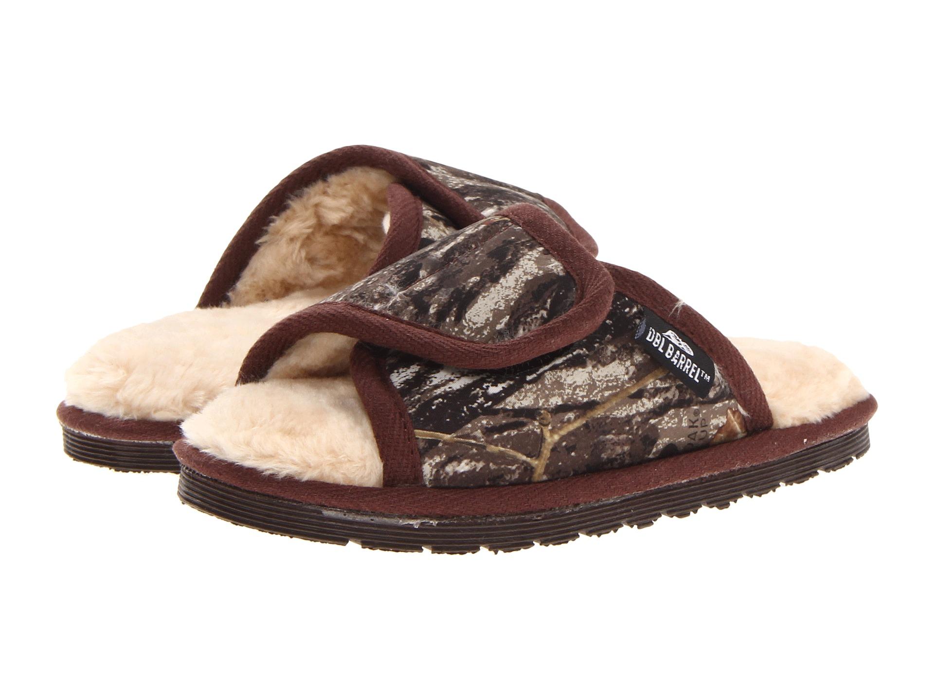 M F Western Mossy Oak Slide Slipper Toddler Little Kid
