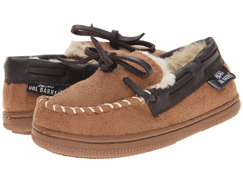 M&F Western Moccasin Slippers (Toddler/Little Kid/Big Kid)