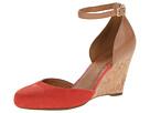 Clarks - Purity Hyline (Red) - Footwear