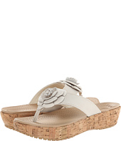 Crocs - A-Leigh Fit Flop Flower