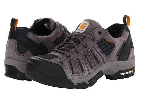 Carhartt Lightweight Low Waterproof Work Hiker Soft Toe - Zappos ...