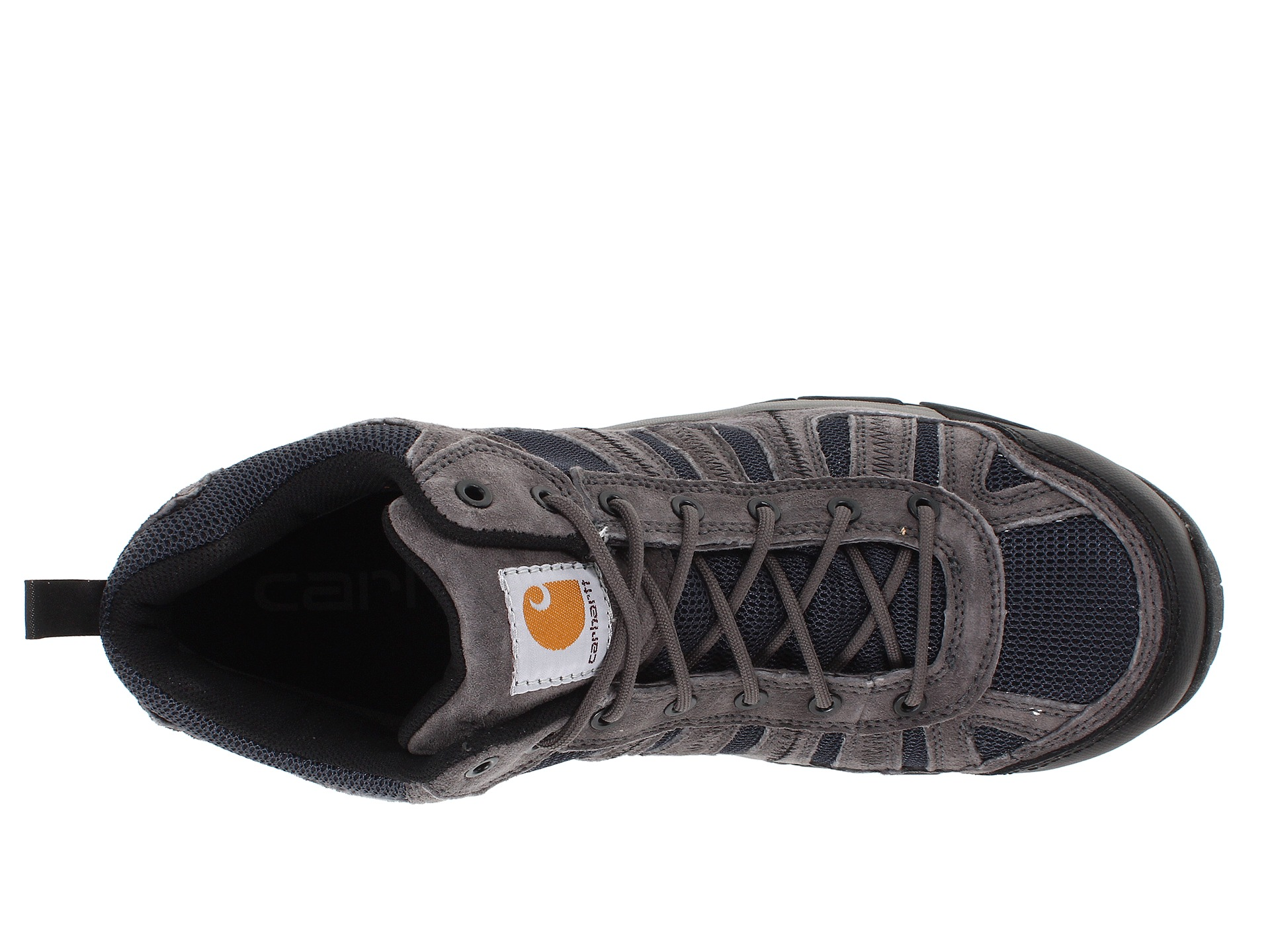 Carhartt Lightweight Waterproof Work Hiker Composite Toe - Zappos ...