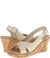 Crocs - A-Leigh Linen Cork Wrap Wedge