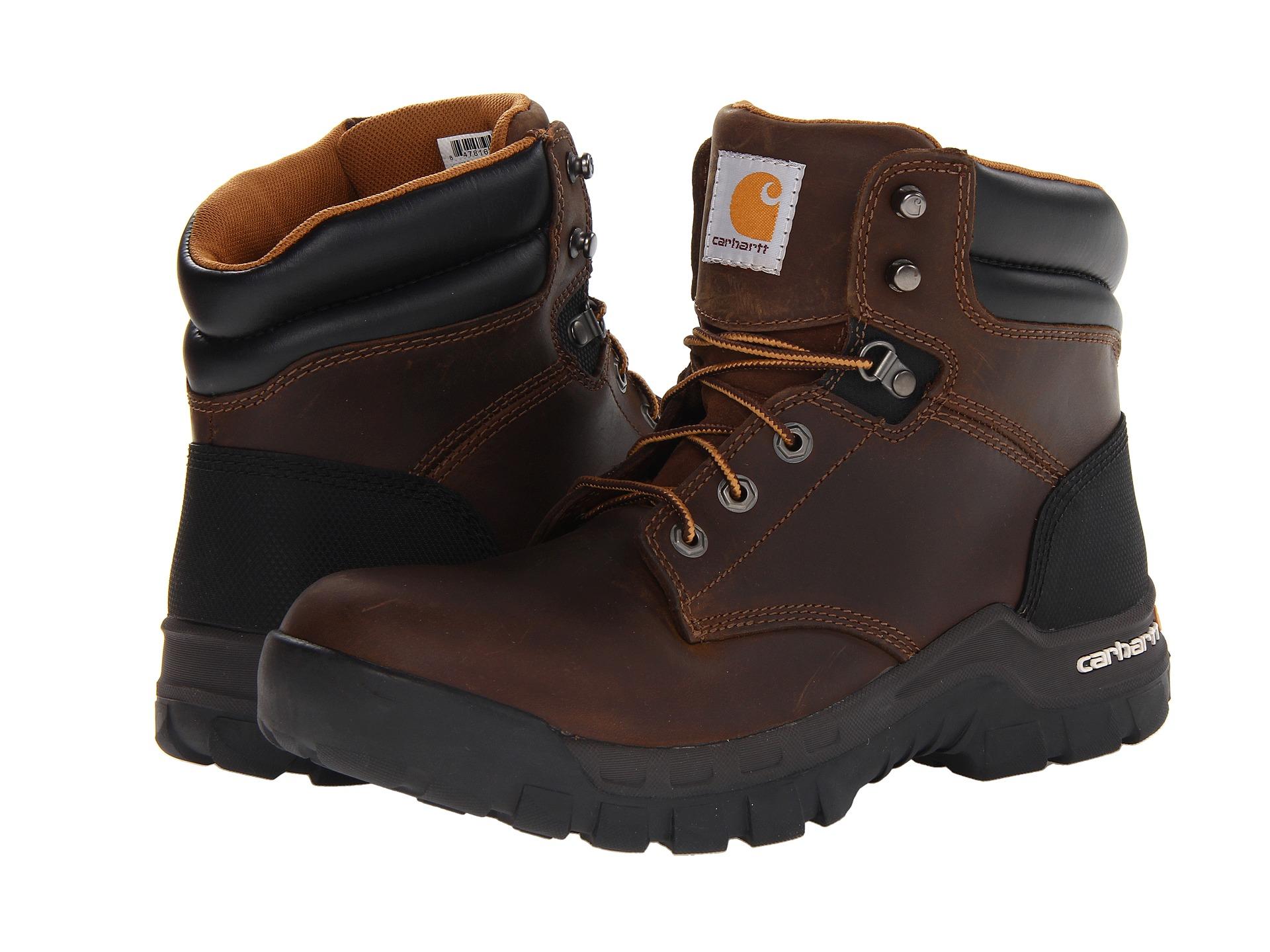 Carhartt 6-Inch Work-Flex™ Work Boot - Zappos.com Free Shipping ...